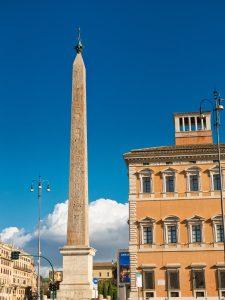 Lateran Obelisk & Aqueduct House