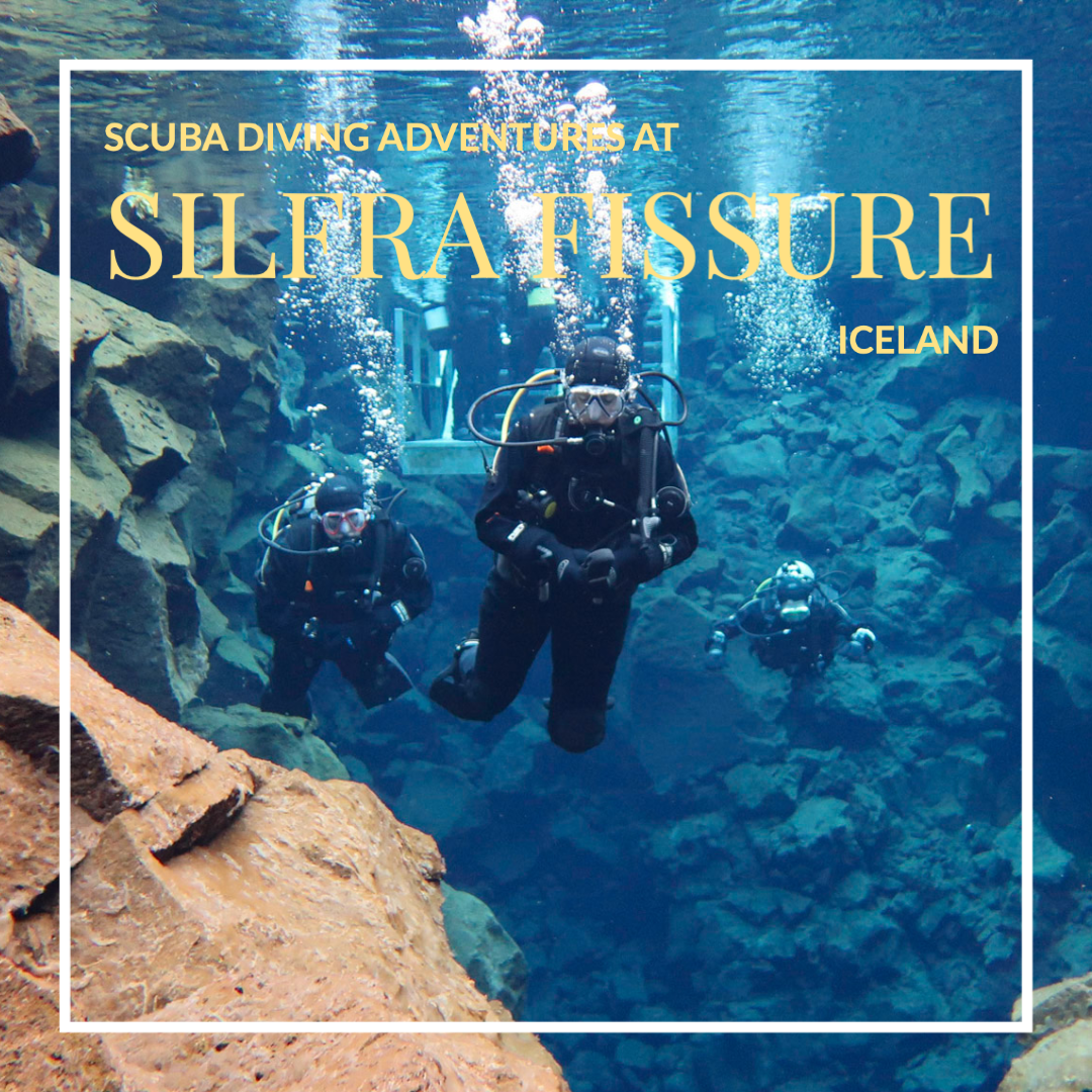 Scuba Diving at Silfra Fissure