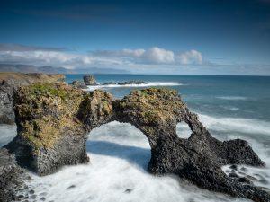 Gatklettur Rock Arch